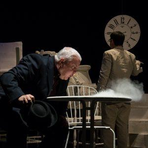 """""""L'uomo dal fiore in bocca"""" e """"La Patente"""" al Teatro Reims"""