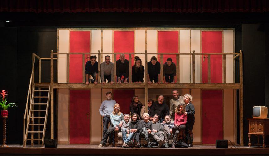 """Serata Speciale di Capodanno 2019 – """"Rumori Fuori Scena"""" al Teatro Reims"""
